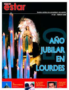 Revista Estar nº 221, febrero 2008