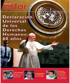 Revista Estar nº 240, noviembre 2008
