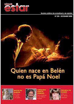 Revista Estar nº 230, diciembre 2008