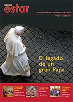 Revista Estar nº 277, marzo 2013