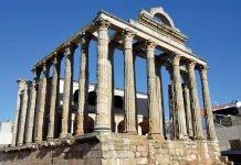 Ruinas romanas de Mérida