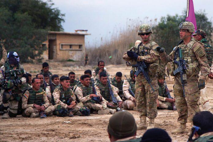 Dejando a Cristo mi mirada (Foto del Ejército de los EEUU por el sargento Cody Quinn)