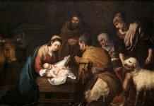 Bartolomé Esteban Murillo. La adoración de los Pastores (1668). Museo del Prado