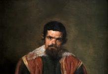 El bufón el primo. Diego Rodríguez de Silva y Velázquez Museo del Prado (Madrid)