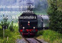 Apoderados de la locomotora