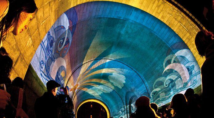 Estar 302. Foto: JP, Dumbo Arts Festival '12