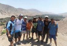 Caminata Cieneguilla