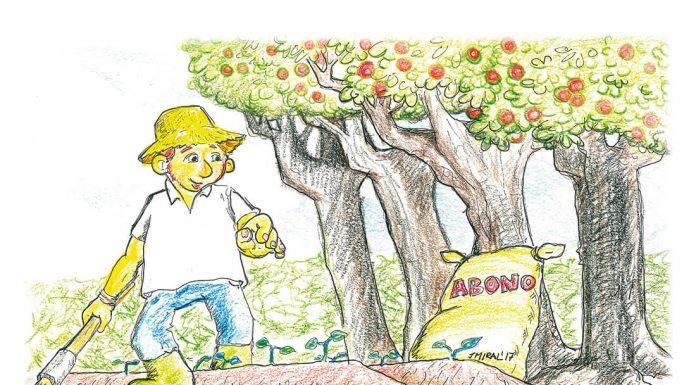 Abono. Ilustración: Juan Francisco Miral