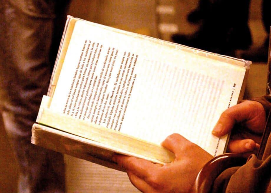 La belleza en la literatura. Foto: Antonio Marín Segovia