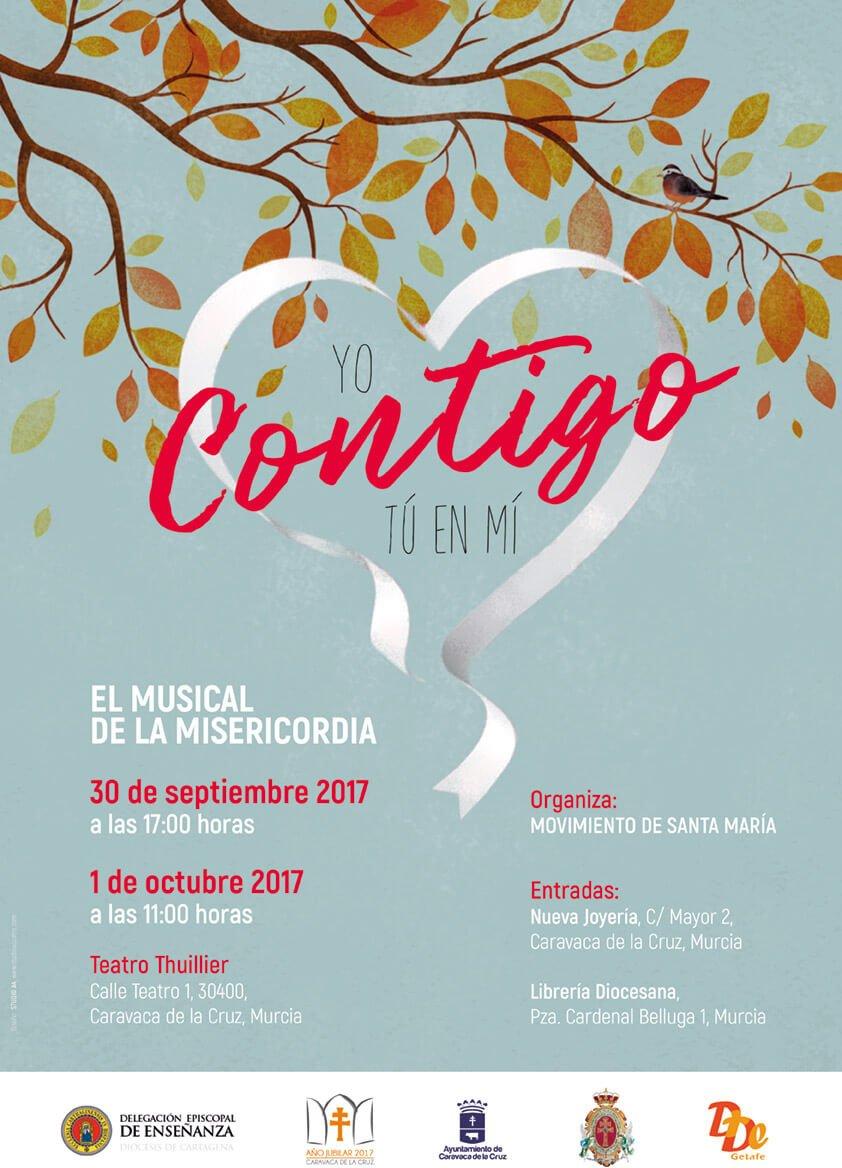 Musical Contigo en Caravaca