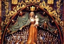 Maternidad cuidadosa de la historia de los hombres