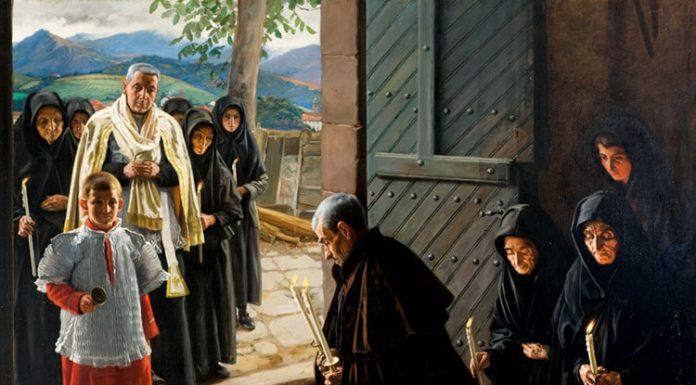 Un viatico en el Baztán