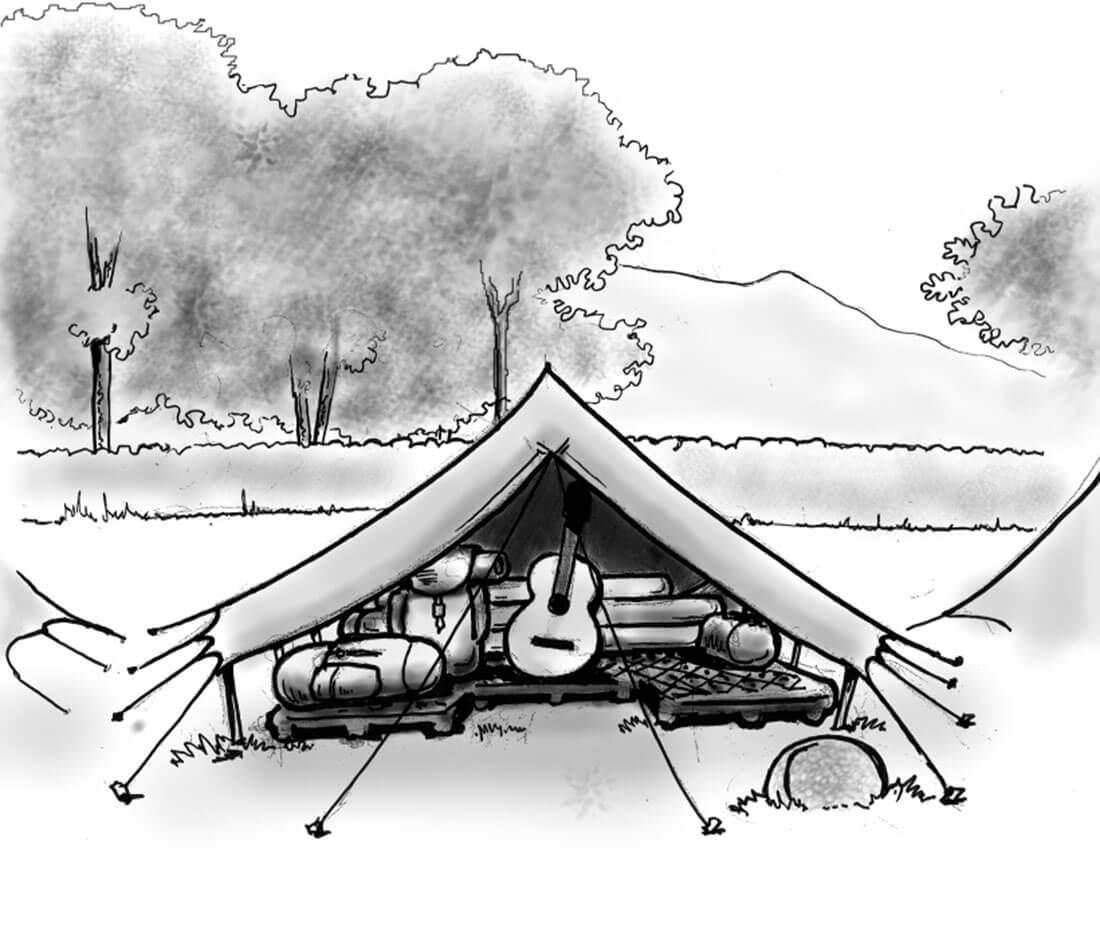 Campamento Altas Cumbres 2018