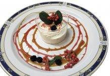Explosión de yogur griego
