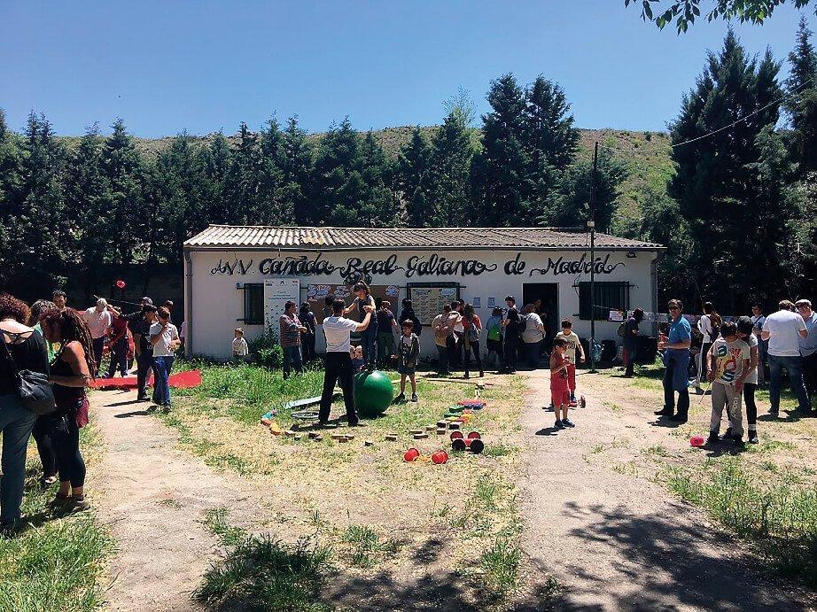 Fiesta del Niño en Cañada