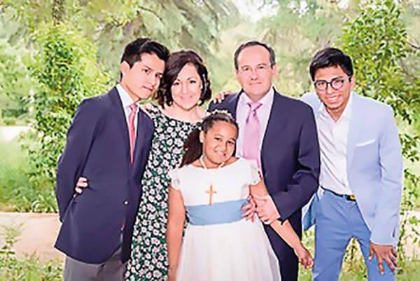 Familia (Javier y María Jesús)