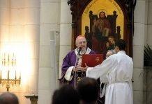 Celebración del año jubilar del venerable P. Tomás Morales