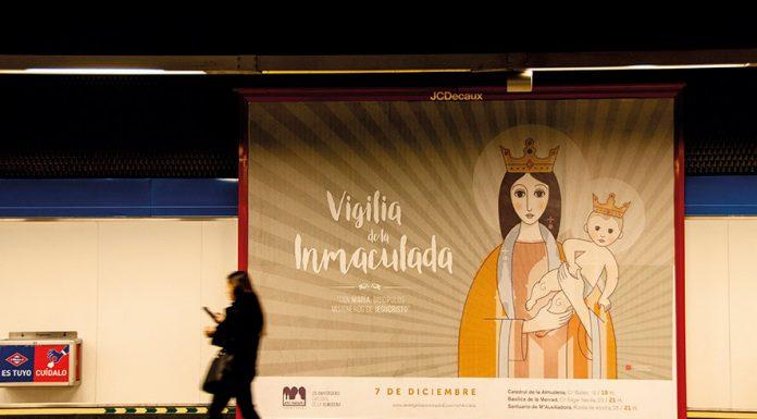 Vigilia de la Inmaculada 2018