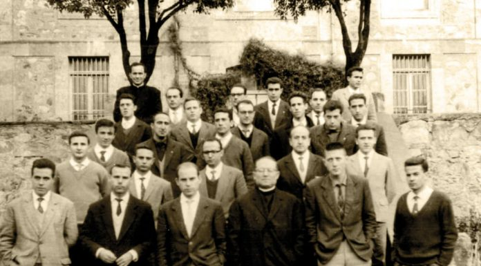 1963 ejercicios espirituales con el padre Llorente