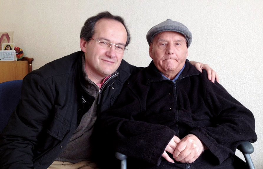 José Javier Ruiz Serradilla y Abelardo