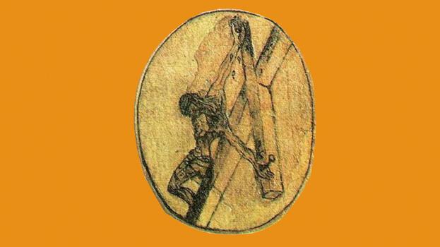 Cristo crucificado de san Juan de la Cruz