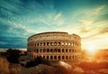 El Coliseo de Roma. Foto: Willian West
