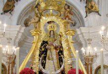 Virgen de los Remedios de Fregenal de la Sierra (Badajoz). Foto: Fregenal01