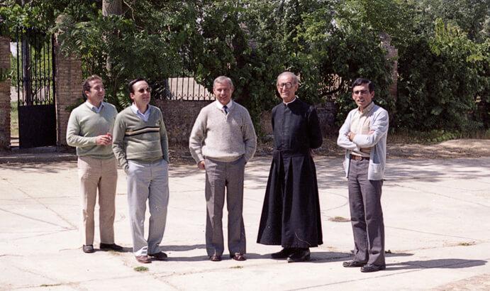 1986 Porma, misioneros