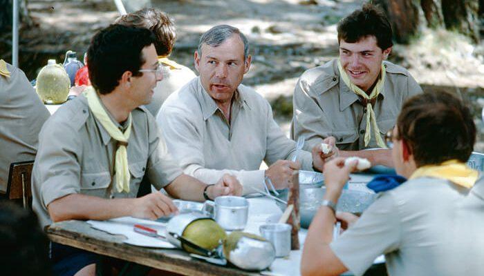 Campamento Gredos