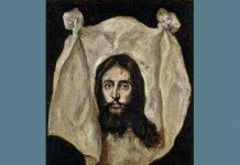 La Santa Faz, El Greco