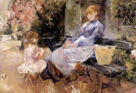 La fábula de Berthe Morisot