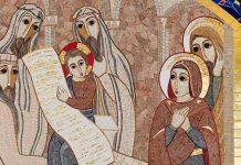 El Niño Jesús con los doctores.